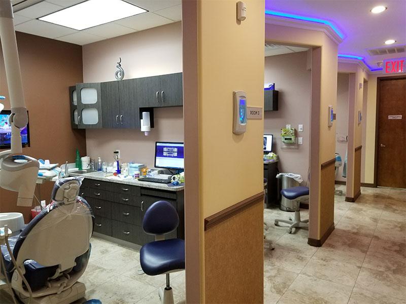 Brooklyn Dental Office Hall