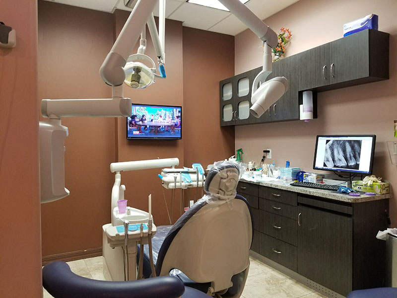 Brooklyn Dentist Office Exam Room (2)
