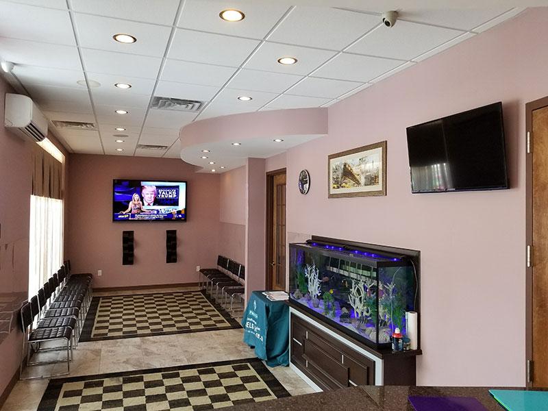 Brooklyn Dentist Office Main Entrance