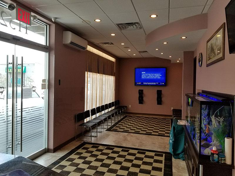 Bushwick Brooklyn Dentist Office Main Entrance